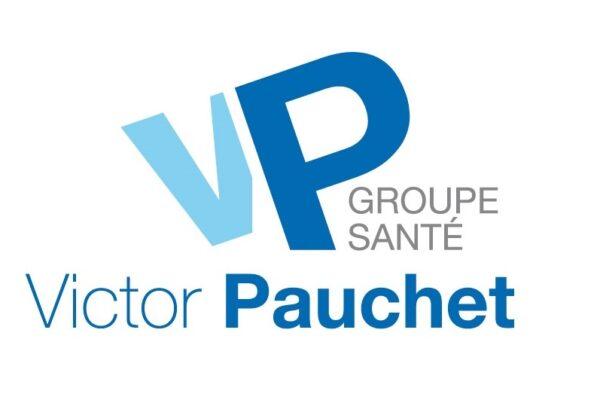 logo GROUPE SANTE VICTOR PAUCHET